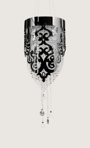 Immagine di Julienne Codice JUL01 - lampada in acciaio inox 304 elettro colorato