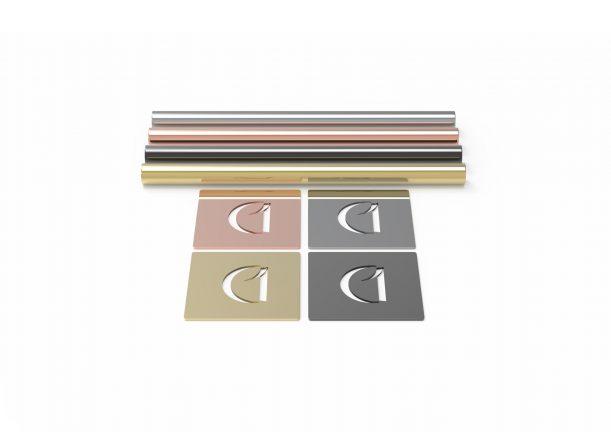 Classuno Galvanized Chromed Metal Cover Metallo Galvanizzato Cromato Copertina Website2020