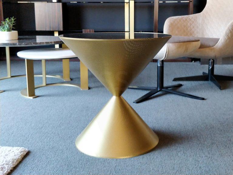 Classuno Small Table Tavolino Clepsidra Smooth Forato Hole CLPF 001 Website2020
