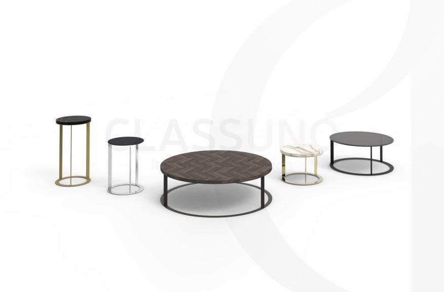 Classuno Small Table Tavolino Oliver OLI 001 Website2020