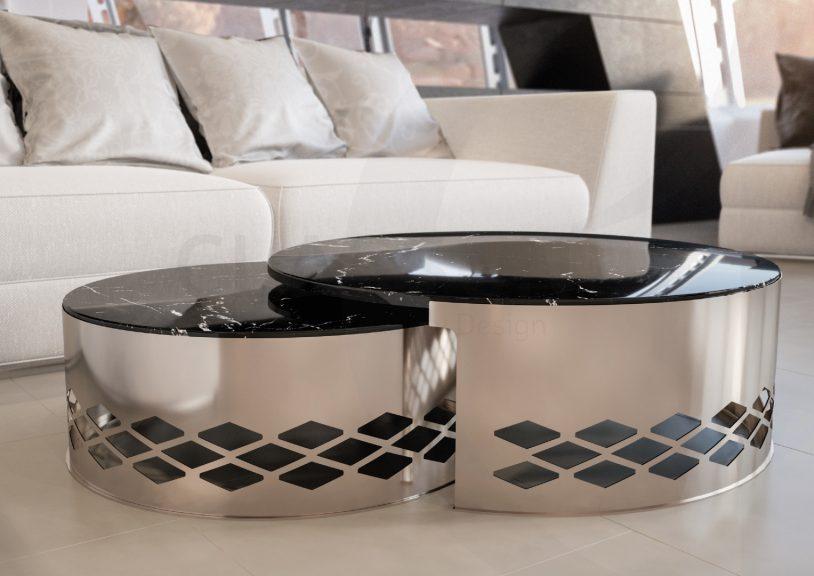 Classuno Small Table Tavolino Set Deco SETDEC 001 Website2020
